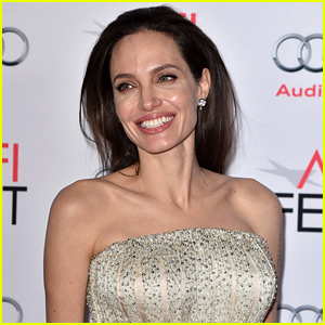 Angelina Jolie Explains Why She Loves Being in Menopause