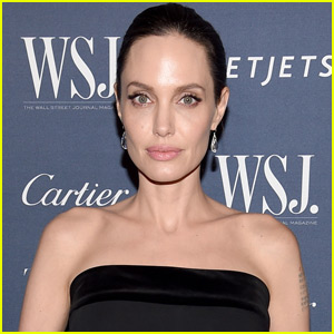 Angelina Jolie Breaks Her Silence on Those Sony Emails