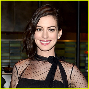 Anne Hathaway Celebrates 33rd Birthday by Thanking Fans ...