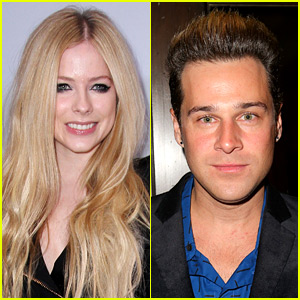 Avril Lavigne & Ryan Cabrera Are Reportedly Living Together... as Roommates!