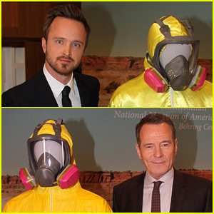 'Breaking Bad' Cast Gathers to Donate the Show's Famous Items