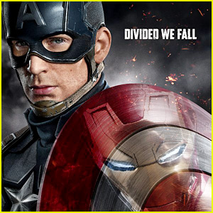 'Captain America: Civil War' Teaser Trailer - WATCH NOW!