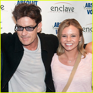Charlie Sheen's Ex Bree Olson Claims He Never Told Her About His HIV