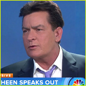 Charlie Sheen Confirms Ex Wives Knew His HIV Diagnosis, Admits He Just Told One of His Kids (Video)