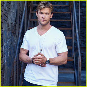 Watch Chris Hemsworth's Tag Heuer Campaign Kick Off (Video)