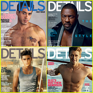 'Details' Magazine Is Shutting Down - See the Hottest Covers!
