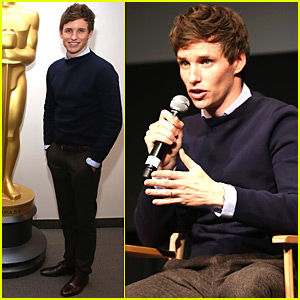 Eddie Redmayne Met With Trans Women To Prepare For 'Danish Girl' Role