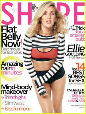 Ellie Goulding: 'I Never Tried to Be Skinny, It's Not My Thing'
