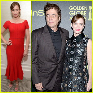 Emily Blunt Is Red Hot on the Award Season Campaign Trail!