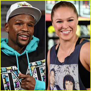 Floyd Mayweather Defends Ronda Rousey After Her UFC Loss