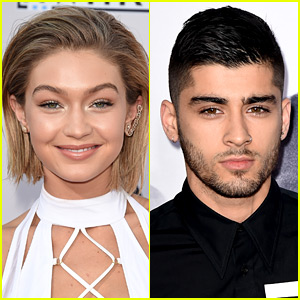 Gigi Hadid & Zayn Malik Hang Out Again A