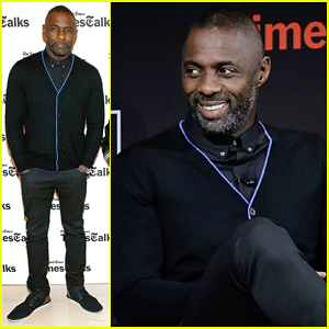 Idris Elba Says Diversity On Television Is 'Progressively Getting Better'