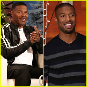Jamie Foxx's Daughter Sure Knows How to Make His Presence Known - Watch Now!