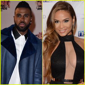 Jason Derulo Has A New Girlfriend - Model Daphne Joy!