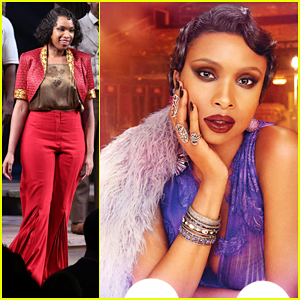 Jennifer Hudson Makes 'The Color Purple' Broadway Debut!