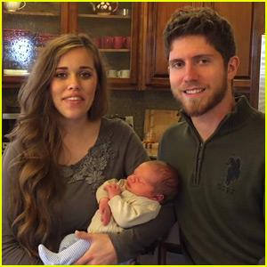 Jessa Duggar & Husband Ben Choose Very Unique Name for Their Newborn Son!