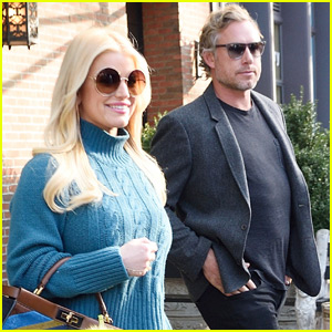 Jessica Simpson & Eric Johnson Are a Cool New York City Couple