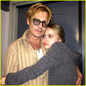 Johnny Depp Praises Daughter Lily-Rose for Being Open About Her Sexuality