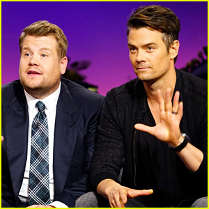 Josh Duhamel Reveals the Pickup Line He Used on Fergie - Watch Now!