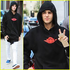 Justin Bieber Debuts 'Sorry' Fan Dance Video - Watch Now!