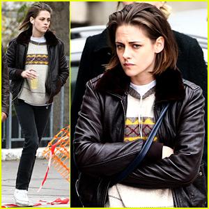 Kristen Stewart Gets Back to Being a Parisian 'Shopper'