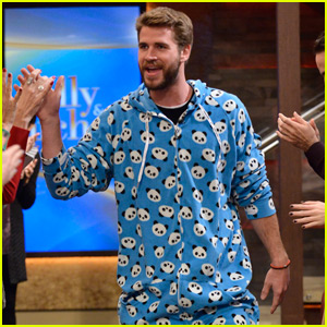 Liam Hemsworth Says He Sleeps With Very Little Clothes On