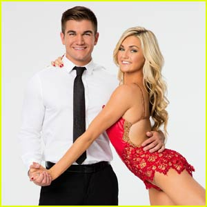 alex and lindsay dwts dating