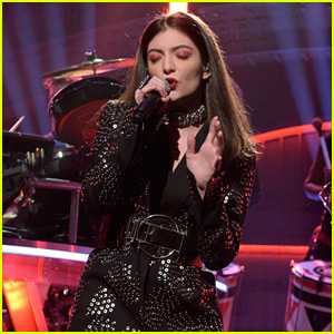 Lorde Denies Lip-Syncing During 'SNL' Performance