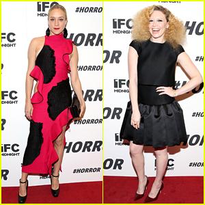 Chloe Sevigny & Natasha Lyonne Dazzle at '#Horror' Premiere
