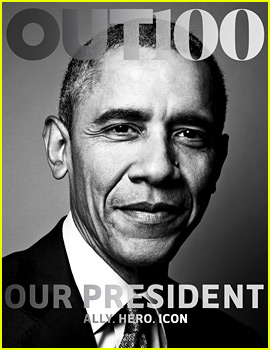 President Obama Covers 'OUT100,' Talks Equality & More