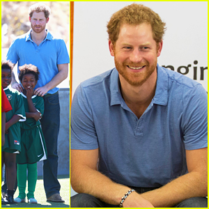 Prince Harry Says He's 'Much Cooler' Than Brother William