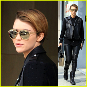Ruby Rose Just Landed an Awesome New Role!