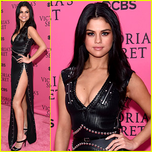 Selena Gomez Shows Legs for Days on 'Victoria's Secret Fashion Show' Red Carpet