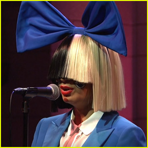 Sia Sings 'Alive' & 'Bird Set Free' on 'Saturday Night Live' (Videos)