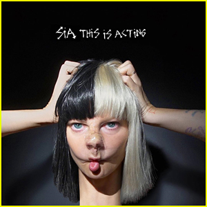 Sia Reveals 'This Is Acting' Cover & Drops 'Bird Set Free' - Full Song & Lyrics!