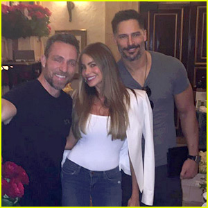 Sofia Vergara & Joe Manganiello Kick Off Wedding Weekend!