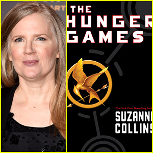 Suzanne Collins Writes Goodbye Letter to 'The Hunger Games'