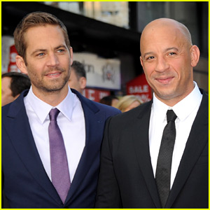 Vin Diesel Remembers Paul Walker on Second Anniversary of His Death
