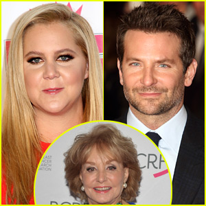 Barbara Walters Names Amy Schumer, Bradley Cooper Among Her 'Most Fascinating' 2015 List!