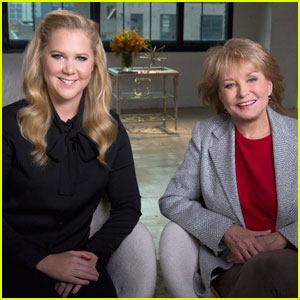 Amy Schumer Gets Emotional Talking About Dad's Multiple Sclerosis With Barbara Walters (Video)