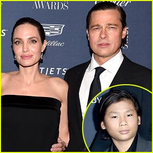 Angelina Jolie & Brad Pitt's Son Pax Injured His Leg in Thailand