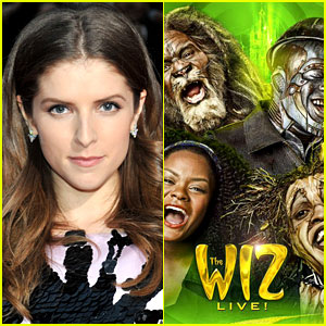 Anna Kendrick Live-Tweeted 'The Wiz' & It's a Must Read!