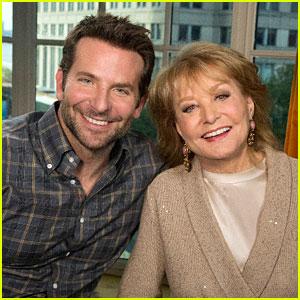 Barbara Walters Thinks Bradley Cooper is 'Very Screwable'
