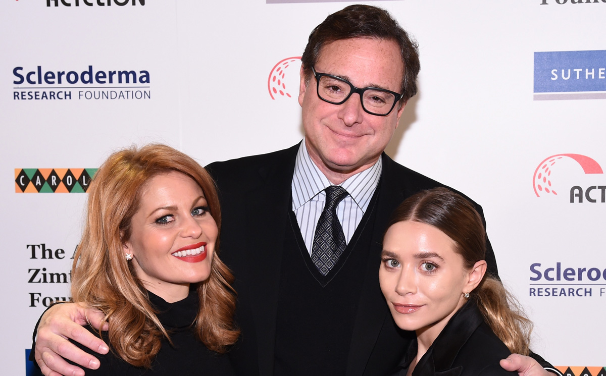 bob saget dating Katie couric and bob saget photos, news and gossip find out more about.