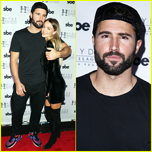 Brody Jenner & Kaitlynn Carter Couple Up At Hyde Bellagio Bash!