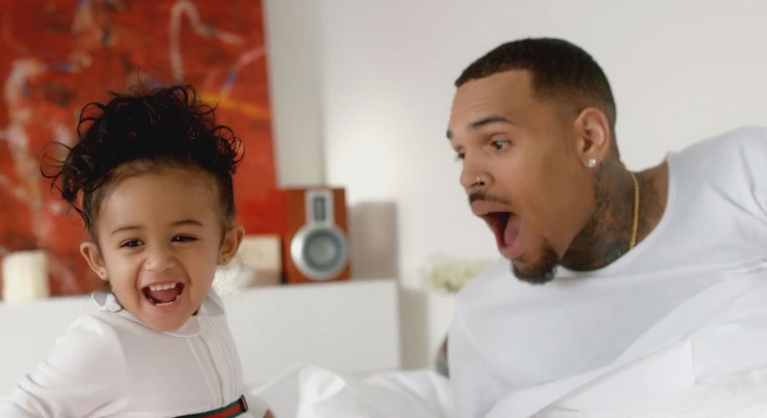 chris brown little more meaningful relationship