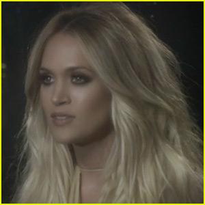 Carrie Underwood Premieres Dreamy 'Heartbeat' Video - Watch Now!