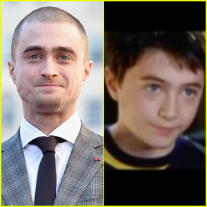 Daniel Radcliffe's Original 'Harry Potter' Audition Resurfaces