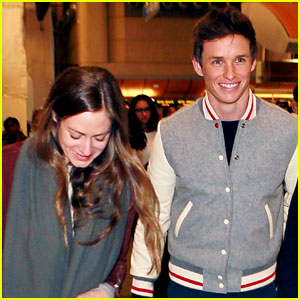 Eddie Redmayne Had a 'Massive Smile' When He First Read 'Fantastic Beasts'