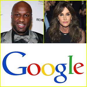 Top Google Searches of 2015 Revealed: Lamar Odom, Caitlyn Jenner & More